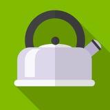 Ejemplo del icono de la caldera Fotos de archivo