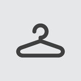 Ejemplo del icono de la suspensión Fotos de archivo