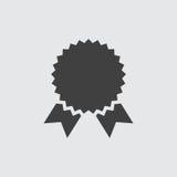 Ejemplo del icono del premio Fotografía de archivo libre de regalías