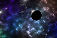 Ejemplo del planeta nueve de Nibiru Fotografía de archivo