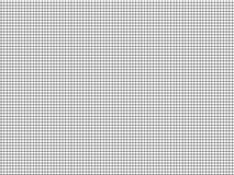 Ejemplo del vector de las líneas simples de células horizontales y verticales, monocromáticas, cuadrados, modelo de rejilla Textu ilustración del vector