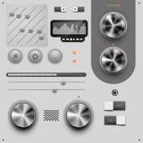 Elementos del diseño de interfaz de usuario