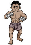 Boxeo tailandés Imagen de archivo