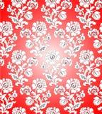 Ejemplo del vector del estampado de flores inconsútil Foto de archivo
