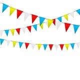 Ejemplo del vector del fondo del partido Fotos de archivo libres de regalías