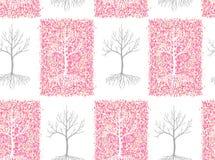 Ejemplo del vector del modelo abstracto inconsútil de la naturaleza Imagen de archivo libre de regalías