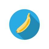 Ejemplo del vector del plátano Fotografía de archivo libre de regalías