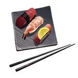 Ejemplo del vector del sushi Fotografía de archivo libre de regalías
