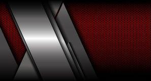 Ejemplo del vector del fondo de la textura del metal Imágenes de archivo libres de regalías