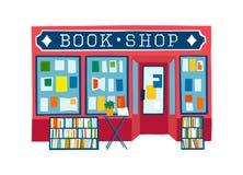 Ejemplo delantero del vector de la librería stock de ilustración