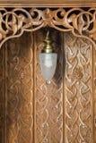 Ejemplo floral del modelo del arte del tiempo del otomano Imágenes de archivo libres de regalías