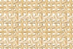 Ejemplo inconsútil del vector del modelo de la textura de lino Ciérrese para arriba de imagenes de archivo