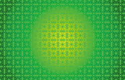 Ejemplo islámico de Baground del ornamento del diseño Fotografía de archivo