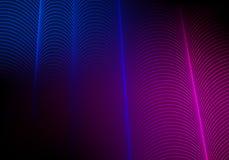 Ejemplo oscuro/del negro abstracto del fondo del vector - EPS 10 Imagen de archivo libre de regalías