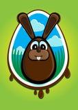 Icono para Pascua Imagen de archivo