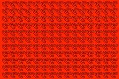 Ejemplo rojo de la llamada 24 7 24 ejemplos disponible 7 La plantilla se puede utilizar para los artículos, impresión, propósito  libre illustration