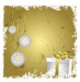 Ejemplo simbólico para la Navidad Fotografía de archivo libre de regalías
