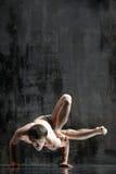 Ejercicio de la yoga Imagen de archivo libre de regalías