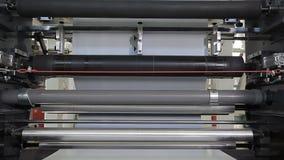 Ejes de rotación en una fábrica metrajes