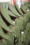 Ejército Imágenes de archivo libres de regalías