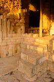 Ek Balam, Yucatec玛雅人考古学站点, Temozon, Yucata 免版税库存照片