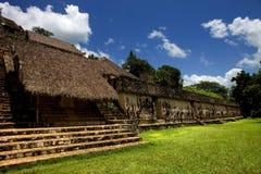 Ek Balam. Ancient Maya city of Ek Balam, Yucatan, Mexico Royalty Free Stock Photography
