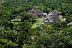 Ek Balam. Ancient Maya city of Ek Balam, Yucatan, Mexico Stock Photography