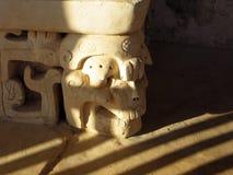 Ek Balam - le Mexique Image stock