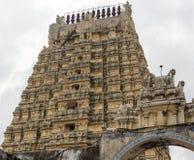 Ekambareswarar  shiva temple, india, kanchipuram Royalty Free Stock Photos