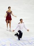 Ekaterina BOBROVA/Dmitri SOLOVIEV Photos libres de droits