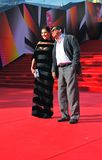 Ekaterina Dvigubskaya at Moscow Film Festival Royalty Free Stock Image