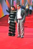 Ekaterina Dvigubskaya at Moscow Film Festival Royalty Free Stock Photos