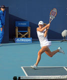 Ekaterina Makarova (RUS), tennis player Royalty Free Stock Photo