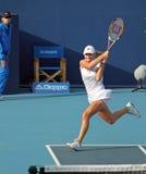 Ekaterina Makarova (RUS), tennis player Royalty Free Stock Photo