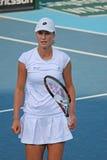 Ekaterina Makarova (RUS), tennis player Royalty Free Stock Photos