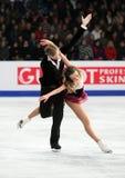 Ekaterina RIAZANOVA / Ilia TKACHENKO (RUS) Stock Photo