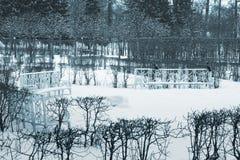 Ekaterinas Garten Stockfotos