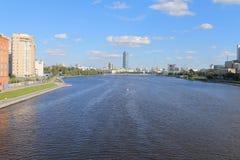 Ekaterinburg Imagem de Stock Royalty Free