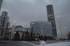 Ekaterinburg Στοκ εικόνες με δικαίωμα ελεύθερης χρήσης