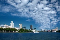 Ekaterinburg city Royalty Free Stock Image