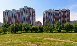 EKATERINBURG Residential Stock Photo