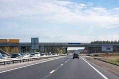 Ekaterinburg, Russia - settembre 24,2016: linea perm - Ekaterinburg Immagini Stock Libere da Diritti