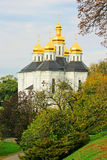 Ekateriniska church in Chernigov Royalty Free Stock Photography
