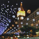 Ekaterynoslavsky-Boulevard Stockfoto