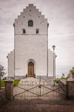 Ekeby Kyrka Royalty Free Stock Images