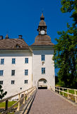 Ekenäs Slott i Sverige Royaltyfri Foto