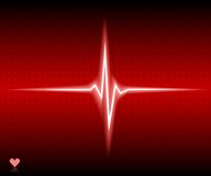 Ekg. Royalty Free Stock Photos