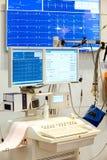 EKG-Electrocardiogram, ECG Arkivfoton