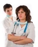 ekipa medyczna Zdjęcia Stock
