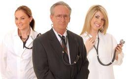 ekipa medyczna Obraz Royalty Free